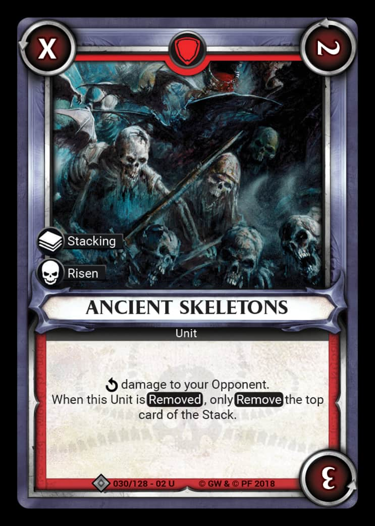 Ancient Skeletons | Game Haven
