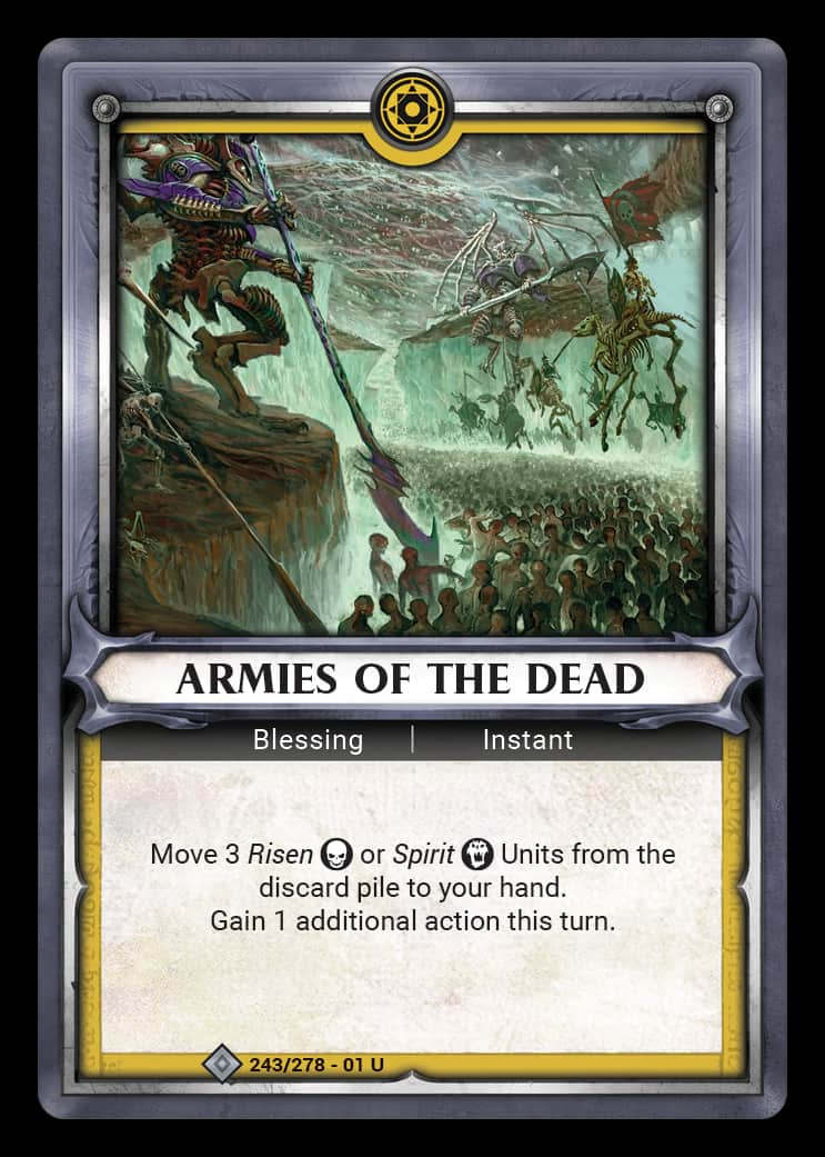 Armies of the Dead | Game Haven