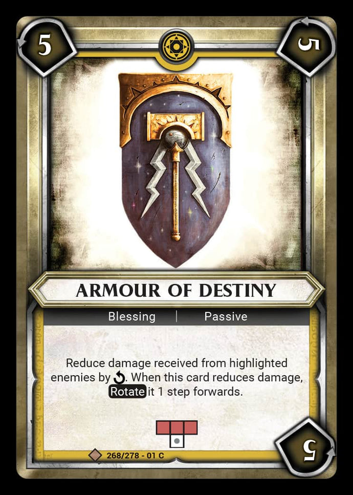 Armour of Destiny
