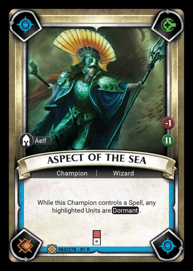 Aspect of the Sea | Game Haven