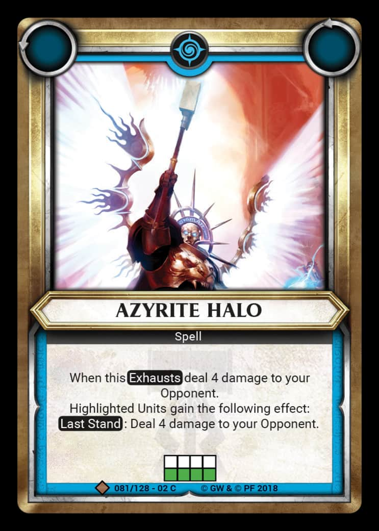 Azyrite Halo | Game Haven