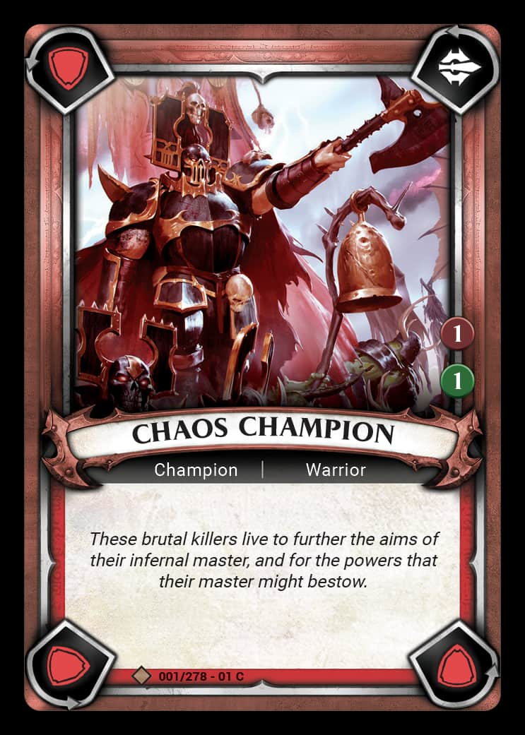 Chaos Champion | Game Haven