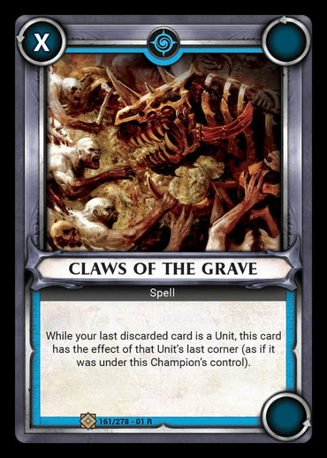 Claws of the Grave