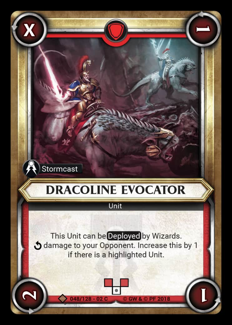 Dracoline Evocator | Game Haven