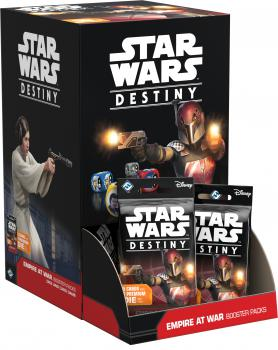 Star Wars Destiny: Empire at War Booster Box | Game Haven