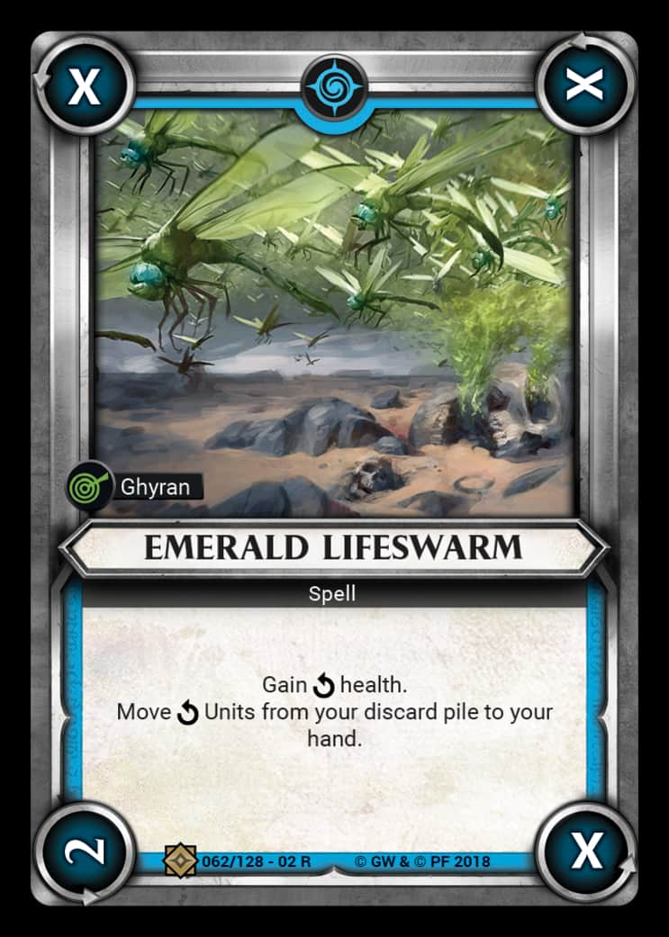 Emerald Lifeswarm | Game Haven