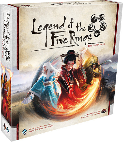 Legend of the Five Rings: The Card Game Core Set | Game Haven