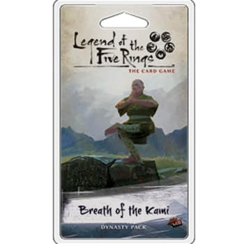 Legend of the Five Rings: Breath of the Kami Dynasty Pack | Game Haven