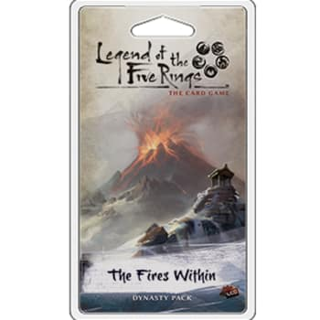 Legend of the Five Rings: The Fires Within Dynasty Pack | The Game Haven