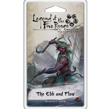Legend of the Five Rings: The Ebb and Flow Dynasty Pack | The Game Haven