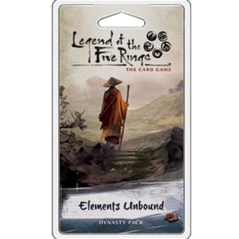 Legend of the Five Rings: Elements Unbound Dynasty Pack | Game Haven