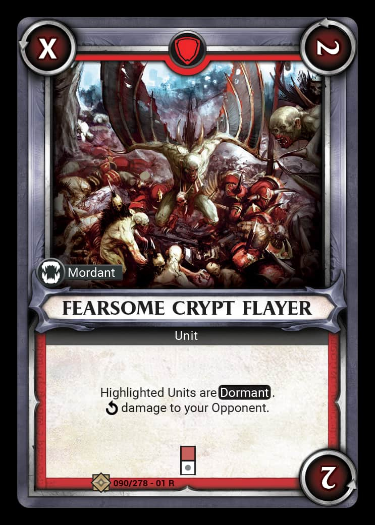Fearsome Crypt Flayer | Game Haven