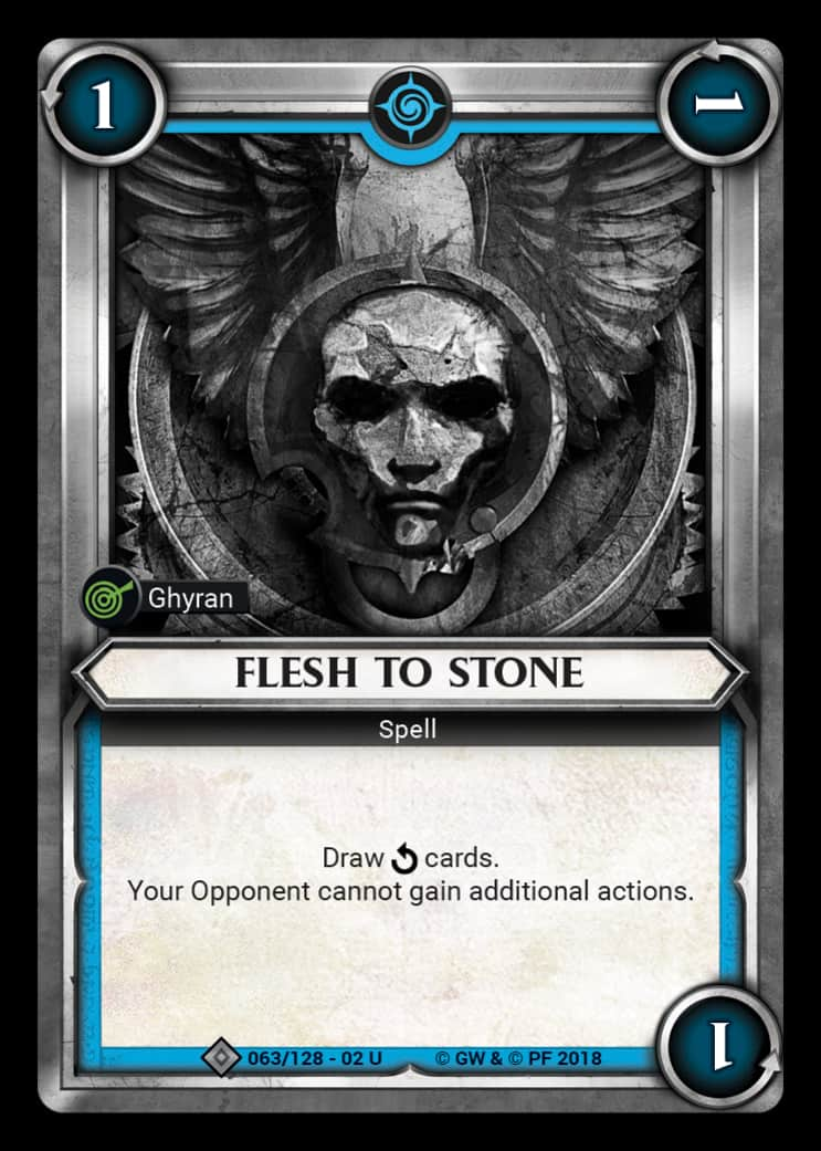 Flesh to Stone | Game Haven