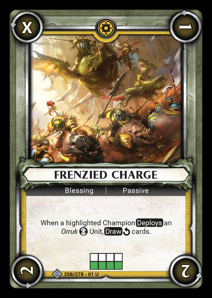 Frenzied Charge | Game Haven