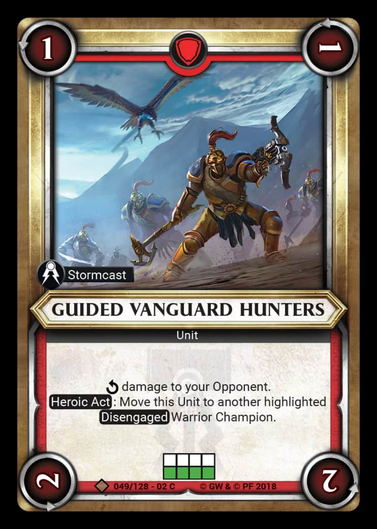 Guided Vanquard Hunters | Game Haven