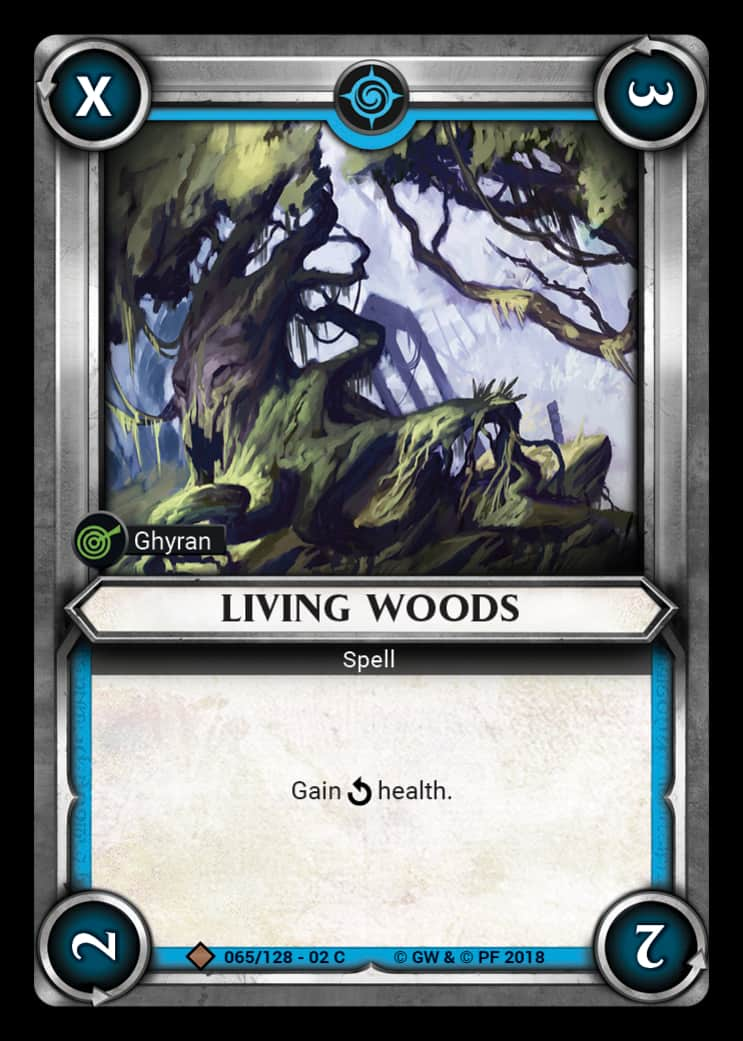 Living Woods | Game Haven