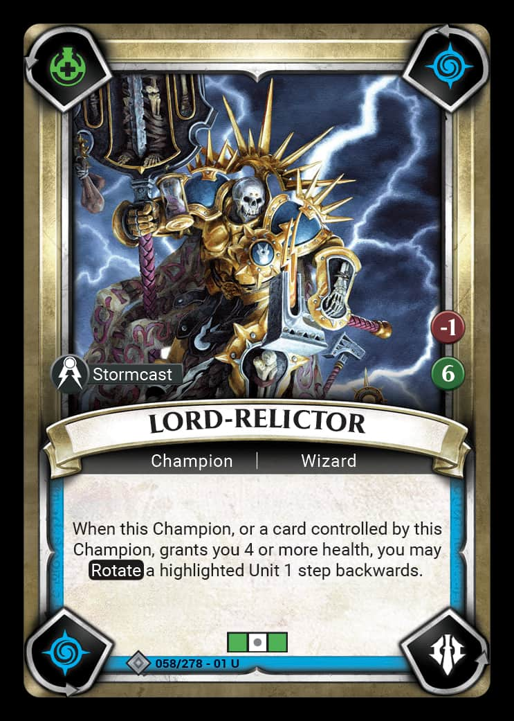 Lord-Relictor | Game Haven