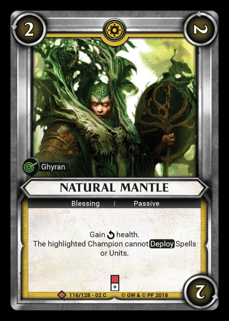 Natural Mantle | Game Haven