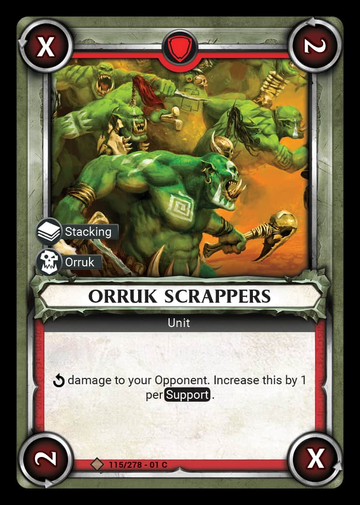 Orruk Scrappers | Game Haven