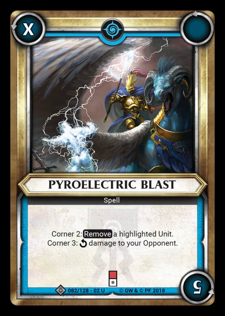 Pyroelectric Blast | Game Haven