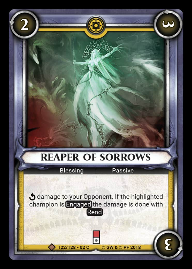 Reaper of Sorrows | Game Haven