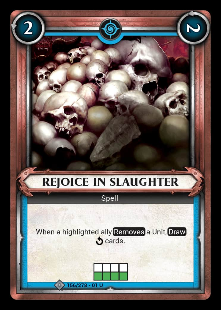 Rejoice in Slaughter | Game Haven