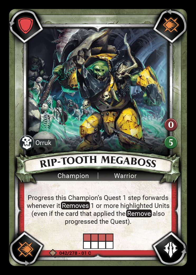 Rip-Tooth Megaboss | Game Haven