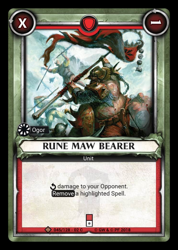 Rune Maw Bearer | Game Haven