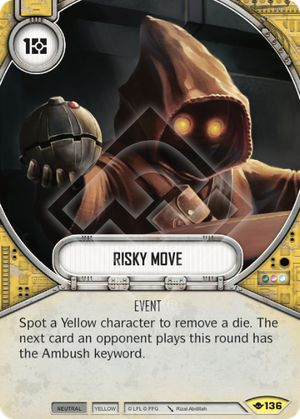 Risky Move | Game Haven