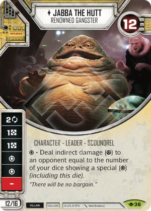 Jabba the Hutt - Renowned Gangster | Game Haven
