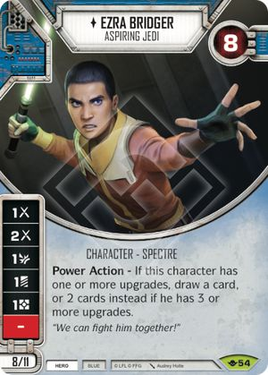 Ezra Bridger - Aspiring Jedi | Game Haven