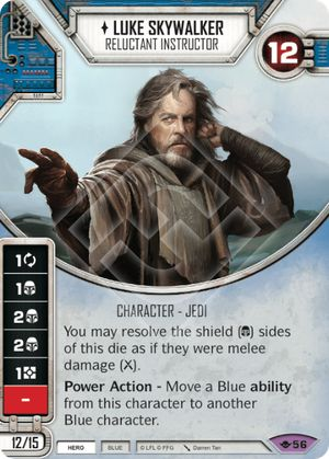 Luke Skywalker - Reluctant Instructor | Game Haven