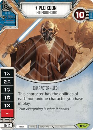 Plo Koon - Jedi Protector | Game Haven