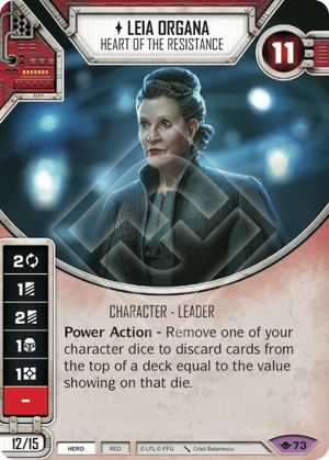 Leia Organa - Heart of the Resistance | Game Haven