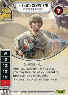 Anakin Skywalker - Podracing Prodigy