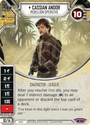 Cassian Andor - Rebellion Operative
