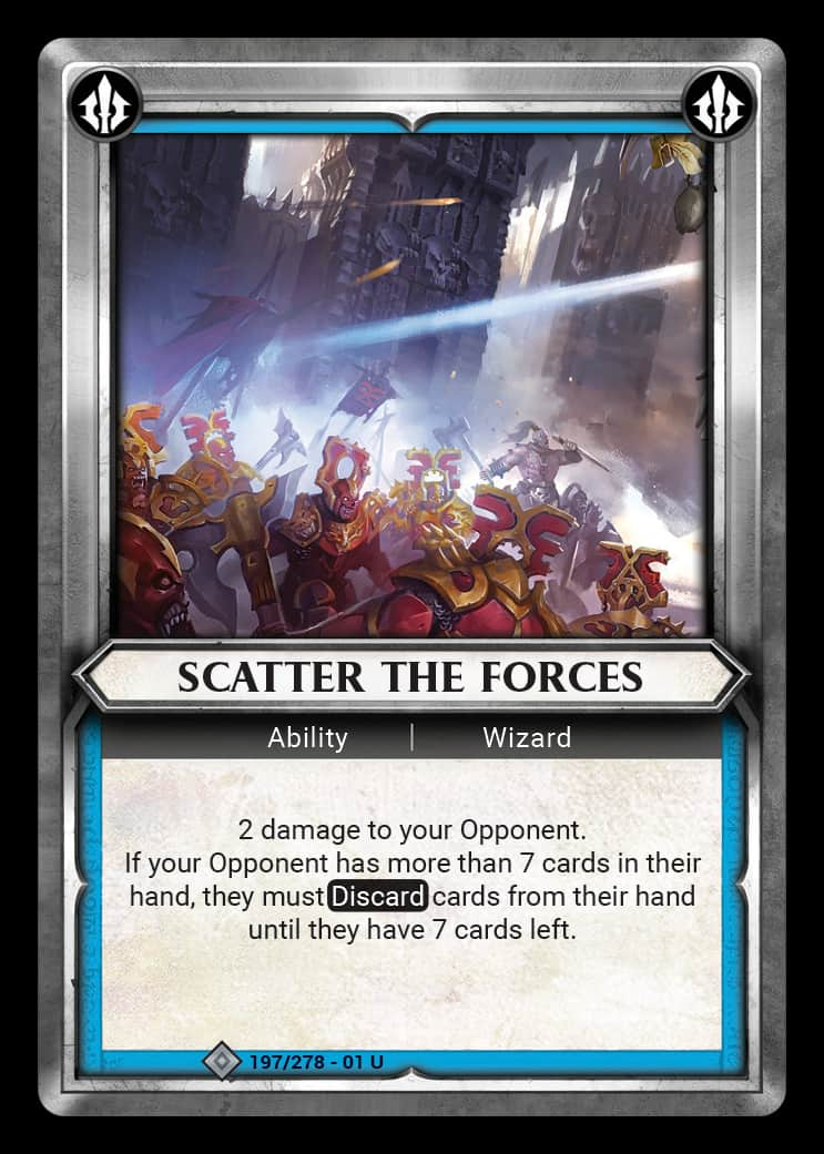 Scatter the Forces | Game Haven