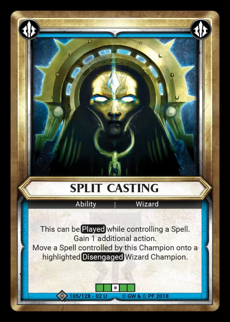 Split Casting | Game Haven