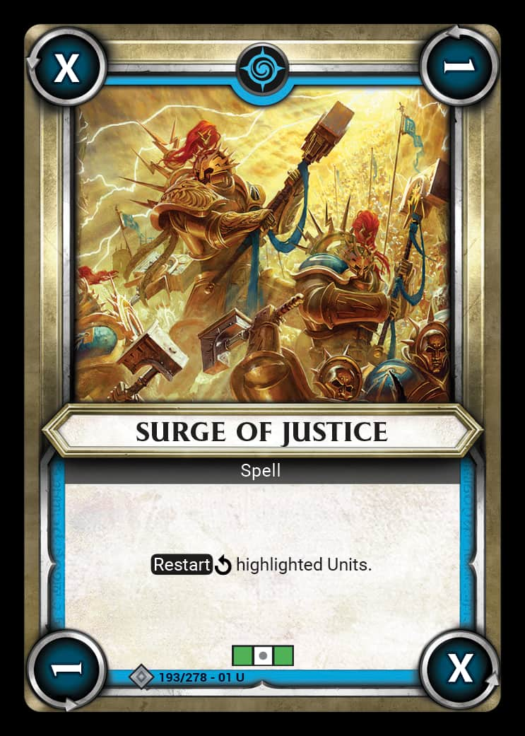 Surge of Justice | Game Haven