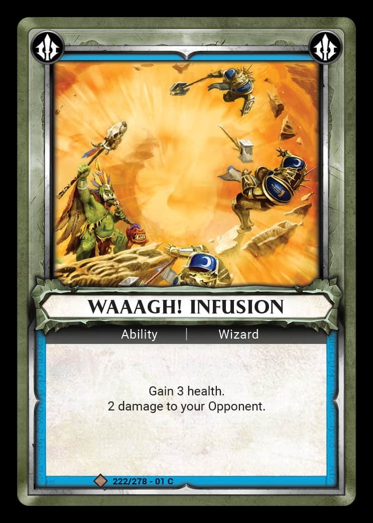 Waaagh! Infusion | Game Haven