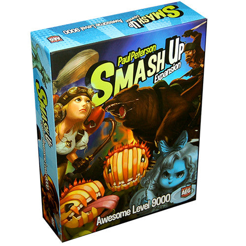 Smash Up: Awesome Level 9000 | Game Haven