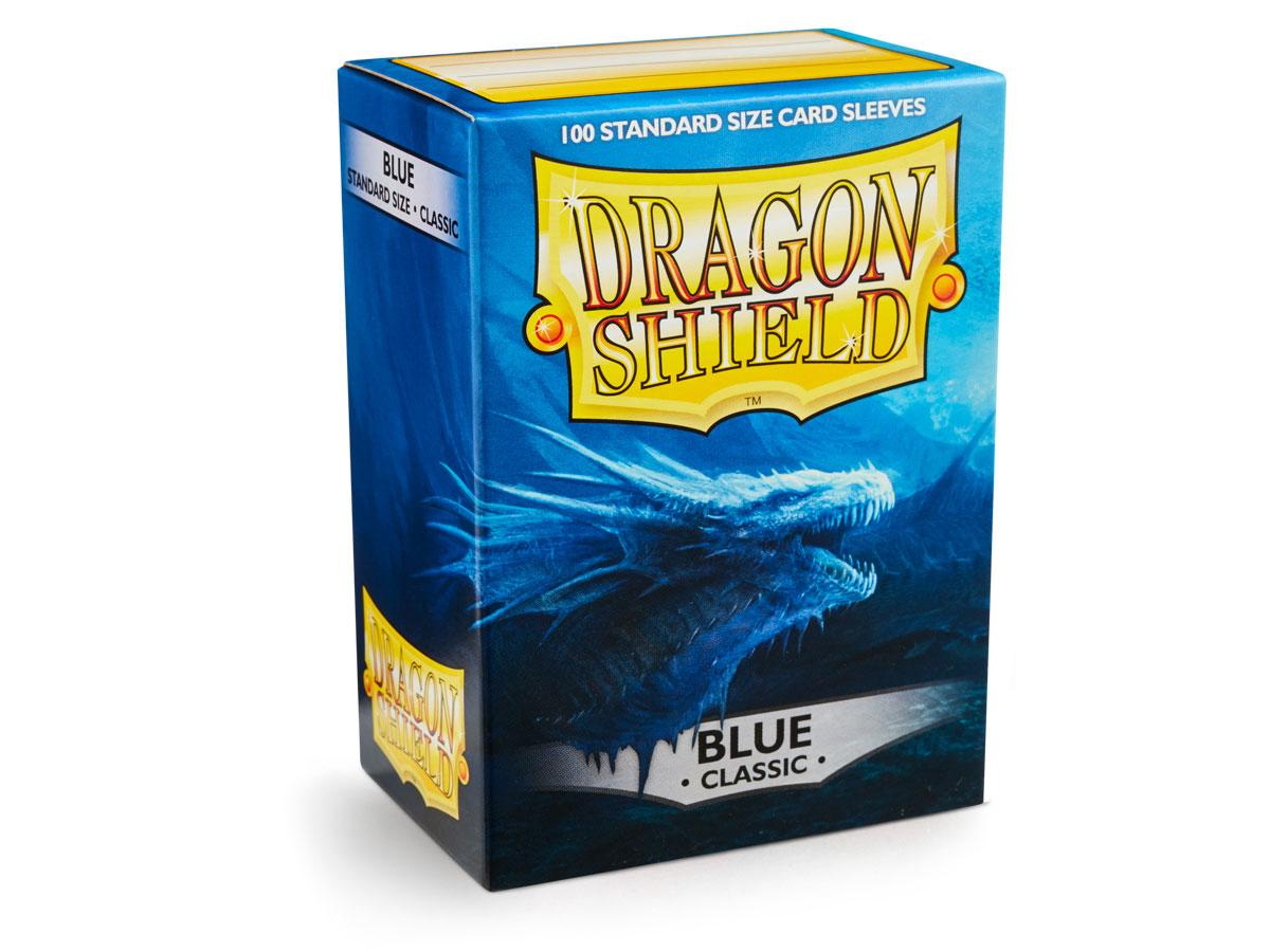 Dragon Shield: Classic Sleeves Blue | Game Haven