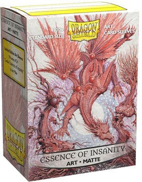 Dragon Shield: Matte Art Sleeves - Essence of Insanity | Game Haven