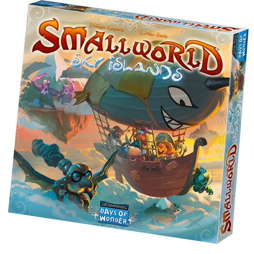 Small World: Sky Islands | Game Haven