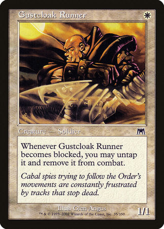 Gustcloak Runner [Onslaught] | Game Haven