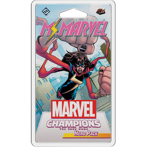 Marvel Champions: The Card Game - Ms. Marvel | The Game Haven