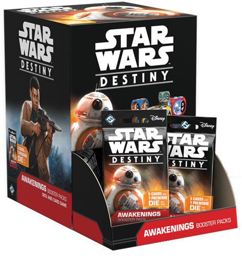 Star Wars Destiny Awakenings Booster Box | Game Haven