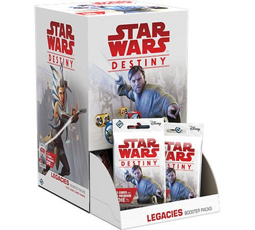 Star Wars Destiny: Legacies Booster Box - FREE SHIPPING!