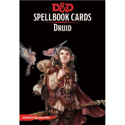 Dungeons & Dragons 5th Edition RPG: Spellbook Cards - Druid | Game Haven