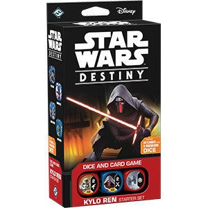 Star Wars Destiny Starter Kylo Ren Intro Deck